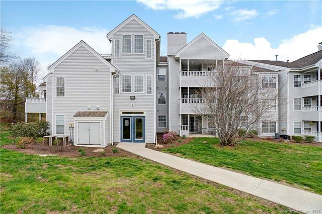1 Forest Glen Circle #3, Middletown, CT 06457 (MLS #170389647) :: Next Level Group