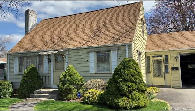 67 Homecrest Drive, Berlin, CT 06037 (MLS #170389657) :: The Higgins Group - The CT Home Finder