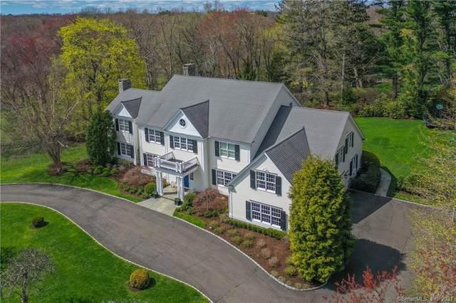 11 Huckleberry Lane, Darien, CT 06820 (MLS #170389675) :: Around Town Real Estate Team