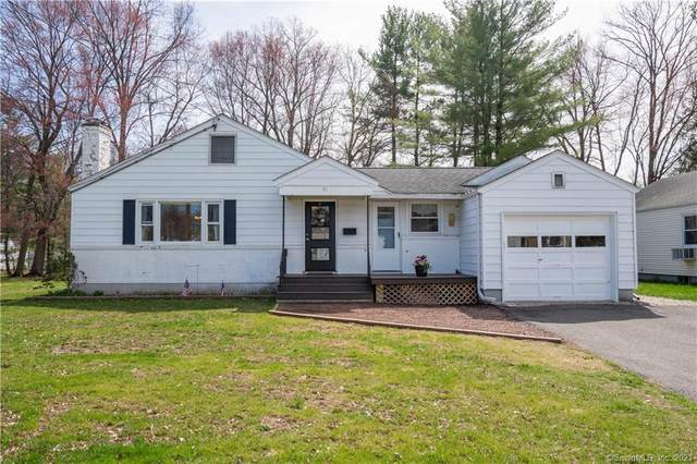 43 Haynes Road, West Hartford, CT 06117 (MLS #170389714) :: Around Town Real Estate Team