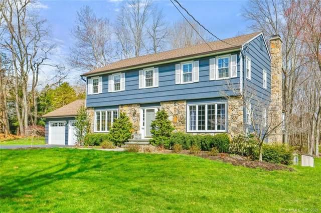 18 Saxony Drive, Trumbull, CT 06611 (MLS #170389716) :: GEN Next Real Estate