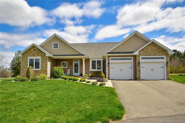 22 Lakeview Estates #22, Middlefield, CT 06455 (MLS #170389717) :: Next Level Group