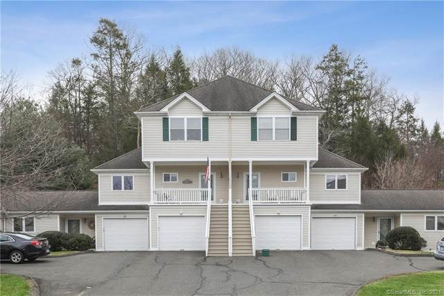 2 Turtle Spring Lane #2, Newtown, CT 06470 (MLS #170389721) :: Spectrum Real Estate Consultants
