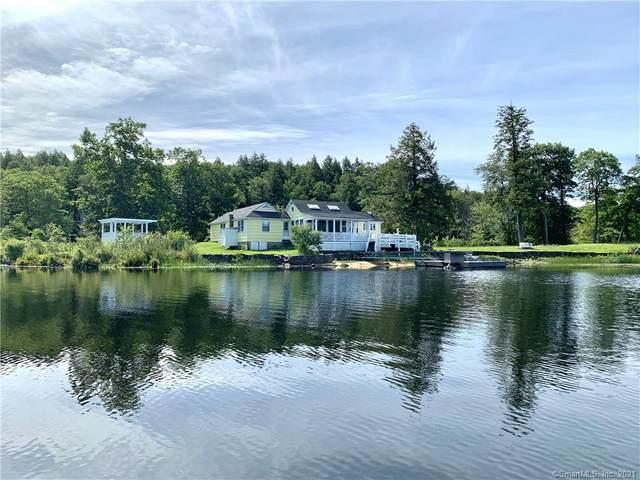 435 Segar Mountain Road, Kent, CT 06785 (MLS #170389730) :: Around Town Real Estate Team