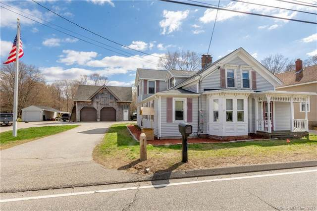 98 Main Street, Voluntown, CT 06384 (MLS #170389741) :: Cameron Prestige