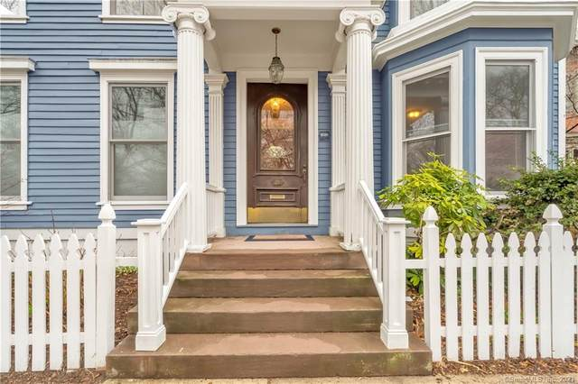 12 Academy Street 5D, New Haven, CT 06511 (MLS #170389788) :: The Higgins Group - The CT Home Finder