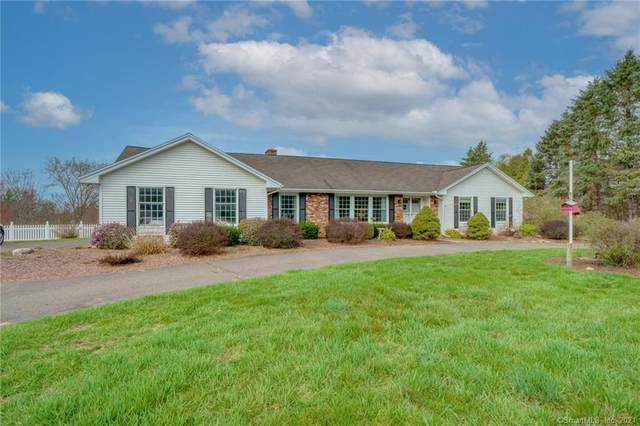 293 Turnpike Rd, Somers, CT 06071 (MLS #170389792) :: Around Town Real Estate Team