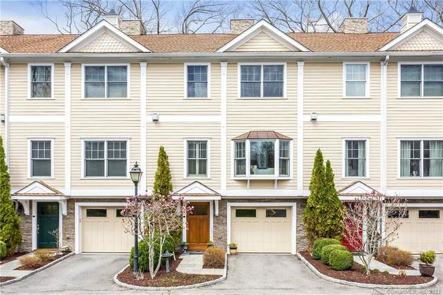 66 Grove Street A3, Ridgefield, CT 06877 (MLS #170389796) :: Forever Homes Real Estate, LLC