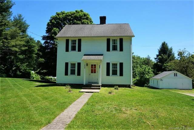 428 Salmon Kill Road, Salisbury, CT 06039 (MLS #170389800) :: GEN Next Real Estate