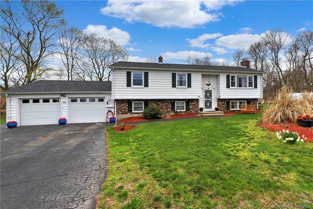 14 Kerry Court, Milford, CT 06460 (MLS #170389820) :: Around Town Real Estate Team