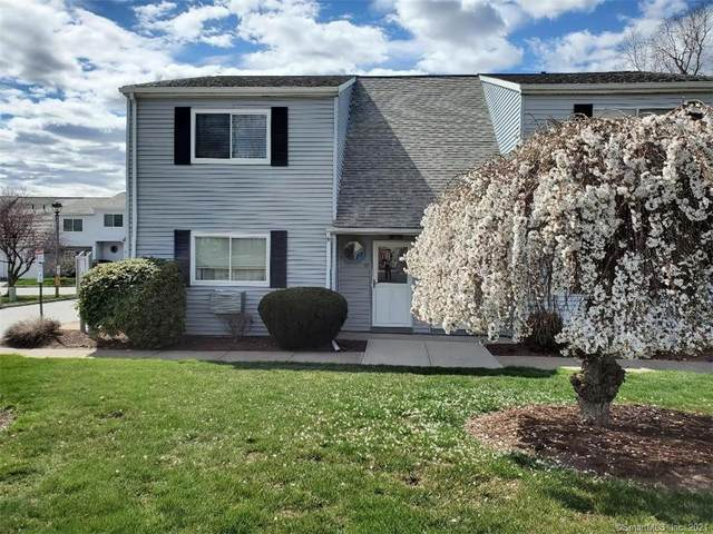 565 Clark Avenue #11, Bristol, CT 06010 (MLS #170389823) :: The Higgins Group - The CT Home Finder