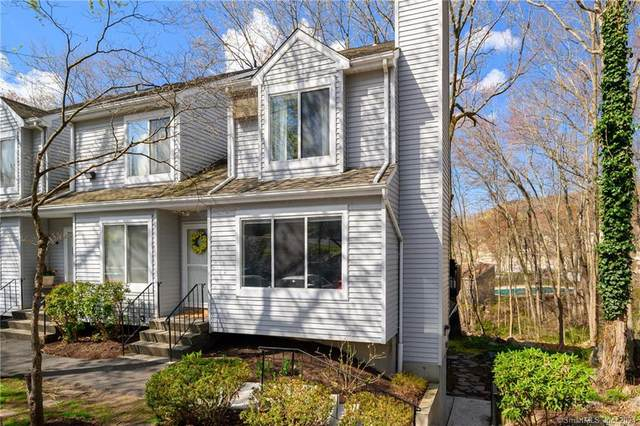 20 E Pembroke Road #27, Danbury, CT 06811 (MLS #170389844) :: Around Town Real Estate Team