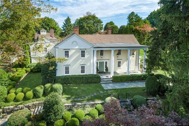 652 Ridgefield Road, Wilton, CT 06897 (MLS #170389862) :: Tim Dent Real Estate Group