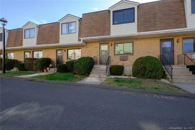 600 Clark Avenue #24, Bristol, CT 06010 (MLS #170389878) :: Forever Homes Real Estate, LLC