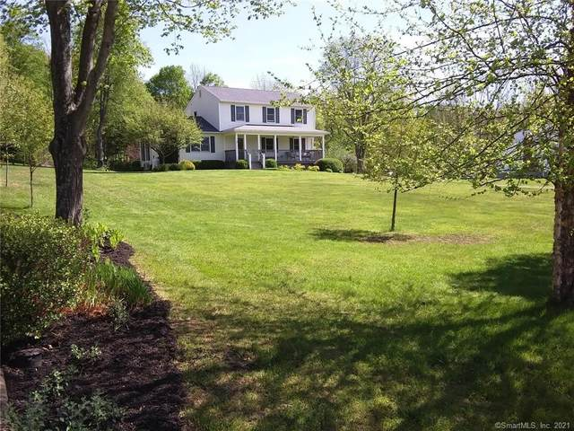 52 Meadowland Drive, New Milford, CT 06755 (MLS #170389888) :: Around Town Real Estate Team