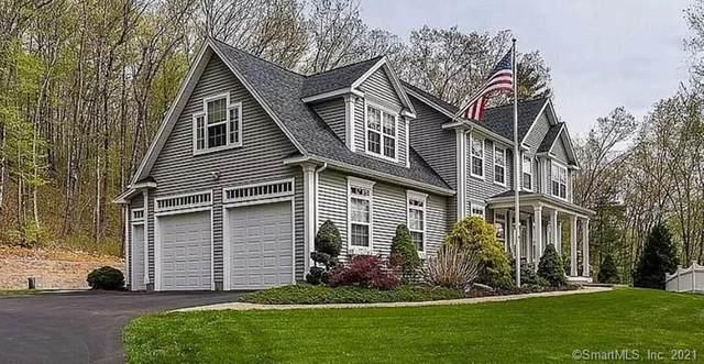 32 Wilderness Way, Willington, CT 06279 (MLS #170389892) :: Forever Homes Real Estate, LLC