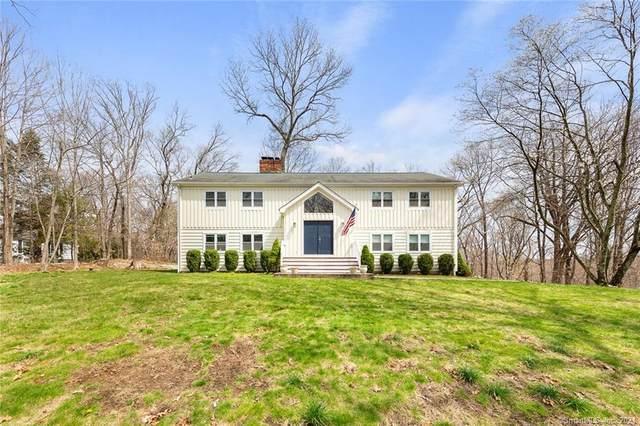 50 Ravenwood Drive, Weston, CT 06883 (MLS #170389935) :: Tim Dent Real Estate Group