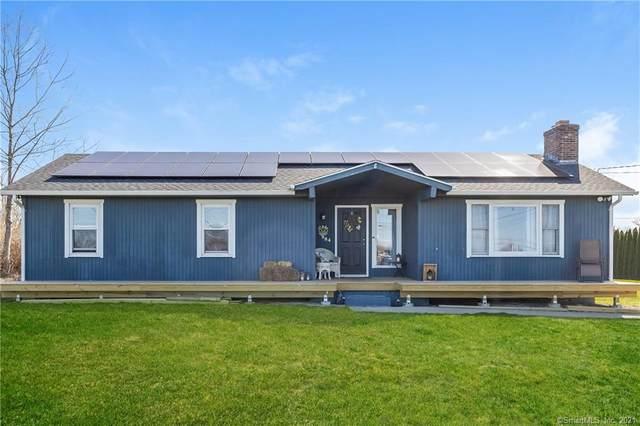 984 Ekonk Hill Road, Voluntown, CT 06384 (MLS #170389945) :: Around Town Real Estate Team