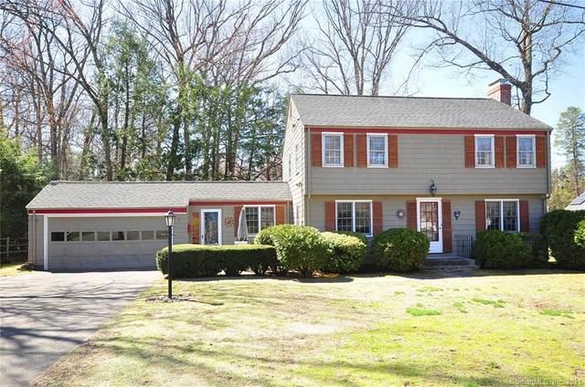 59 Massaco Street, Simsbury, CT 06070 (MLS #170389965) :: Around Town Real Estate Team