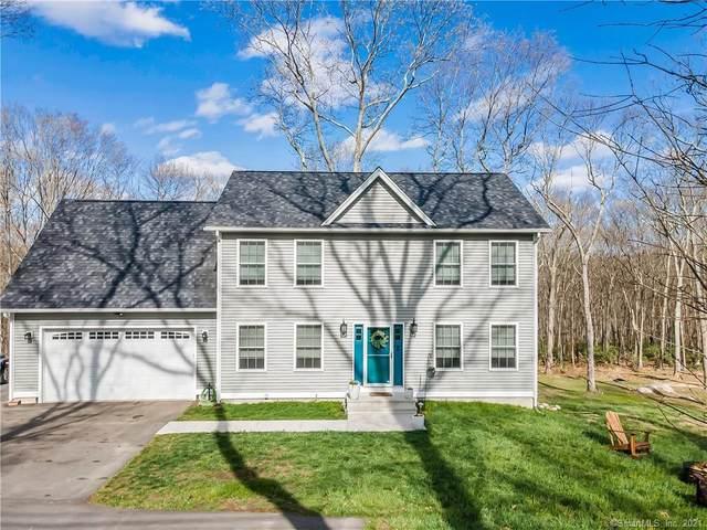 134 Briar Hill Road, Groton, CT 06340 (MLS #170389981) :: Spectrum Real Estate Consultants