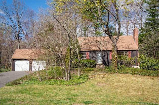 10 Ledgewood Drive, Farmington, CT 06032 (MLS #170389991) :: Around Town Real Estate Team
