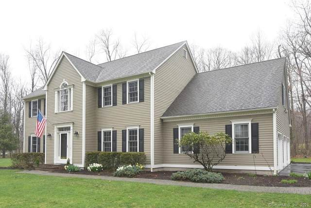 27 Old Farm Hill Road, Newtown, CT 06470 (MLS #170390007) :: Around Town Real Estate Team