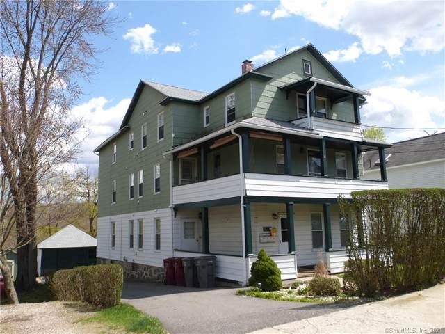 44 Gorman Street, Naugatuck, CT 06770 (MLS #170390018) :: Around Town Real Estate Team
