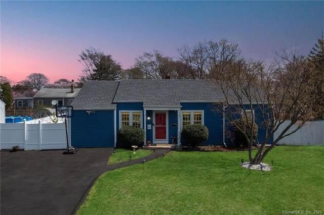 96 Sutton Drive, Stamford, CT 06906 (MLS #170390041) :: Cameron Prestige