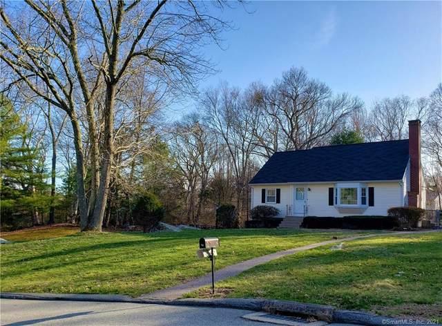 75 Dogwood Lane, Groton, CT 06355 (MLS #170390045) :: Forever Homes Real Estate, LLC
