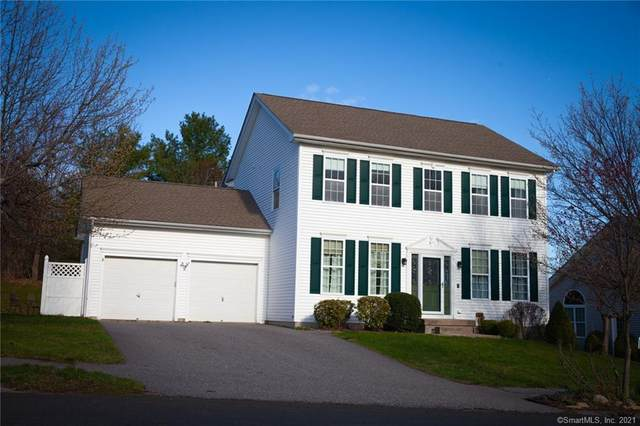 99 Auburn Way, Torrington, CT 06790 (MLS #170390046) :: Around Town Real Estate Team
