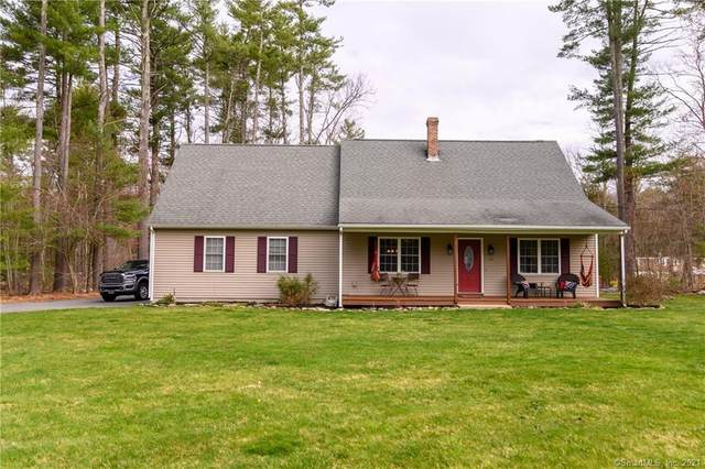 414 Valley Road, Killingly, CT 06241 (MLS #170390049) :: Forever Homes Real Estate, LLC