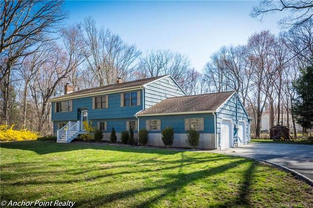 378 Nichols Avenue, Shelton, CT 06484 (MLS #170390080) :: Forever Homes Real Estate, LLC