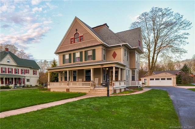 155 Meriden Avenue, Southington, CT 06489 (MLS #170390090) :: Around Town Real Estate Team