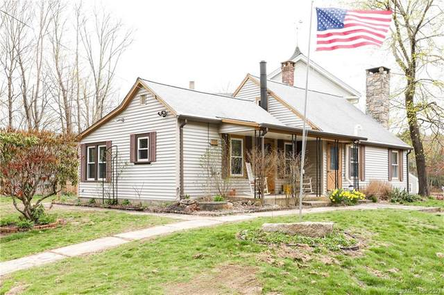 8 Ware Road, Killingly, CT 06241 (MLS #170390093) :: Forever Homes Real Estate, LLC