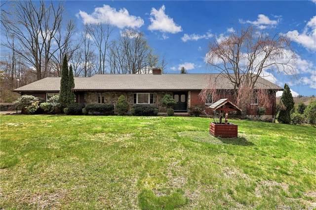31 Elliott Drive, Monroe, CT 06468 (MLS #170390099) :: Forever Homes Real Estate, LLC