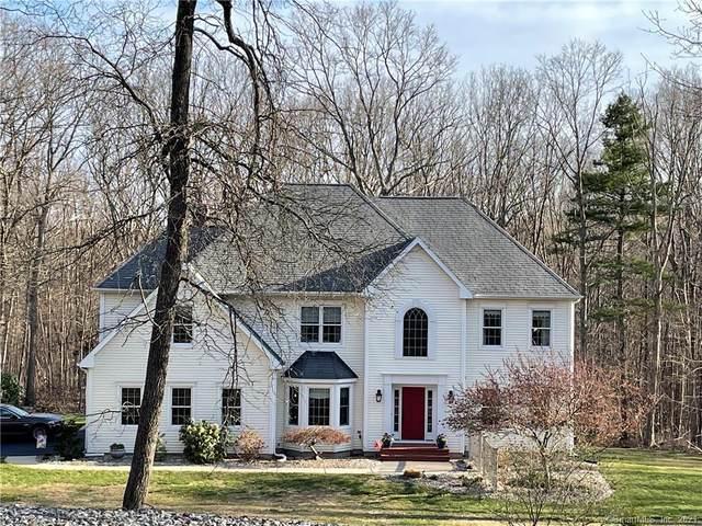 59 Bluebird Lane, Hebron, CT 06248 (MLS #170390112) :: Forever Homes Real Estate, LLC