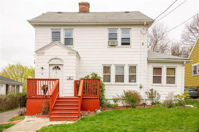 56 Coolidge Street, Hartford, CT 06106 (MLS #170390118) :: The Higgins Group - The CT Home Finder
