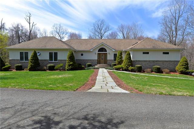 43 Washington Ridge Road, New Milford, CT 06776 (MLS #170390133) :: Around Town Real Estate Team