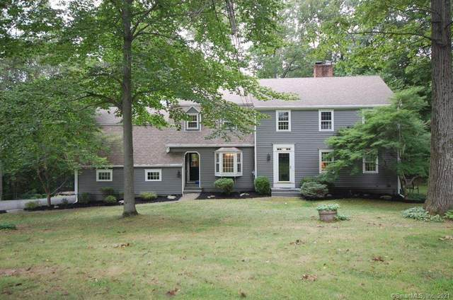 36 Revere Place, Ridgefield, CT 06877 (MLS #170390139) :: Forever Homes Real Estate, LLC