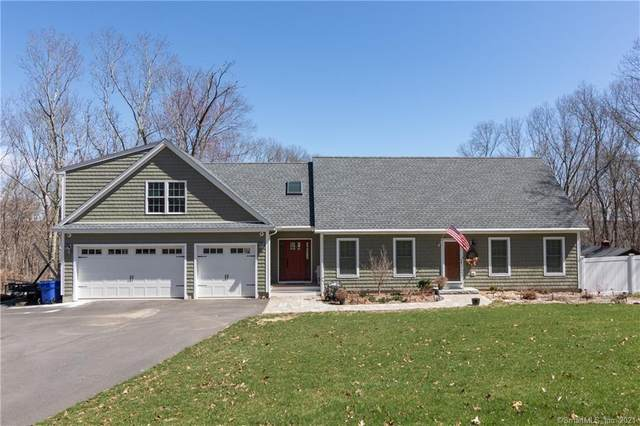 24 S Bartlett Road, Waterford, CT 06375 (MLS #170390141) :: Cameron Prestige