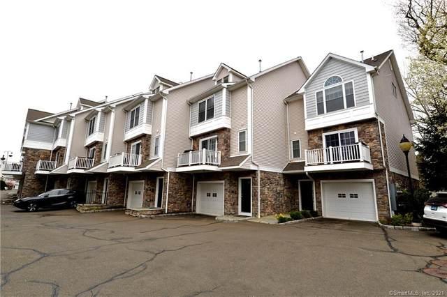 85 Camp Avenue 7J, Stamford, CT 06907 (MLS #170390152) :: Forever Homes Real Estate, LLC