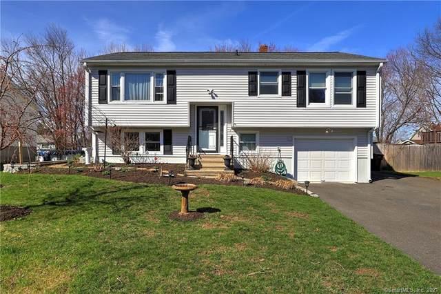 40 Rough Wing Road, Naugatuck, CT 06770 (MLS #170390158) :: Forever Homes Real Estate, LLC