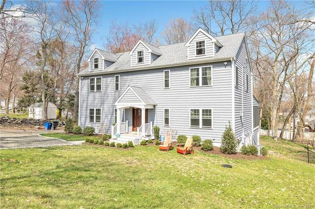 95 Greenleigh Road, Fairfield, CT 06825 (MLS #170390170) :: Forever Homes Real Estate, LLC