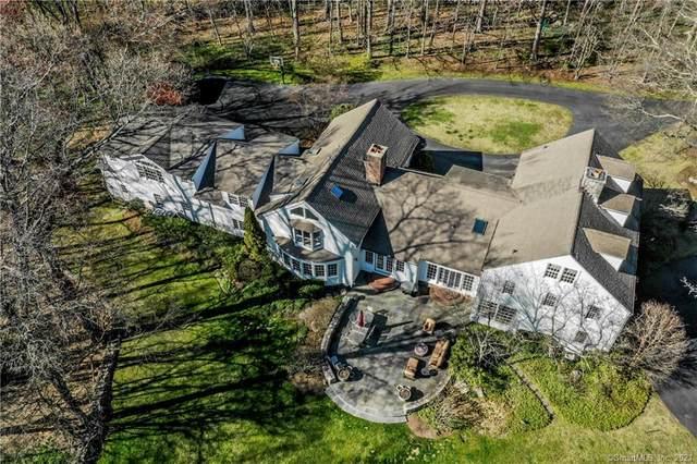 767 Hollow Tree Ridge Road, Darien, CT 06820 (MLS #170390200) :: Around Town Real Estate Team