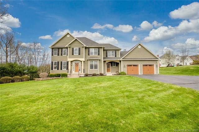 1 Pease Farm Road, Ellington, CT 06029 (MLS #170390203) :: Around Town Real Estate Team