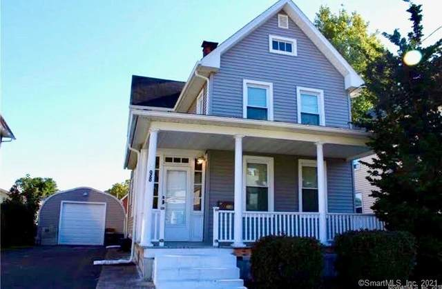 98 Brown Street, West Haven, CT 06516 (MLS #170390250) :: Next Level Group