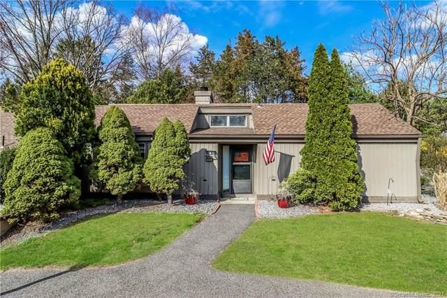 505 Heritage Village B, Southbury, CT 06488 (MLS #170390305) :: Around Town Real Estate Team