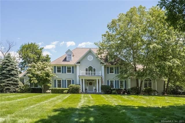 160 Skunk Lane, Wilton, CT 06897 (MLS #170390313) :: Forever Homes Real Estate, LLC