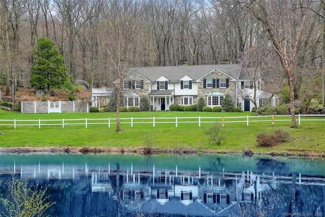 1516 Riverbank Road, Stamford, CT 06903 (MLS #170390335) :: Around Town Real Estate Team