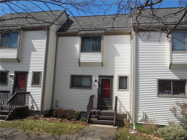 560 Yale Avenue #139, Meriden, CT 06450 (MLS #170390350) :: Forever Homes Real Estate, LLC